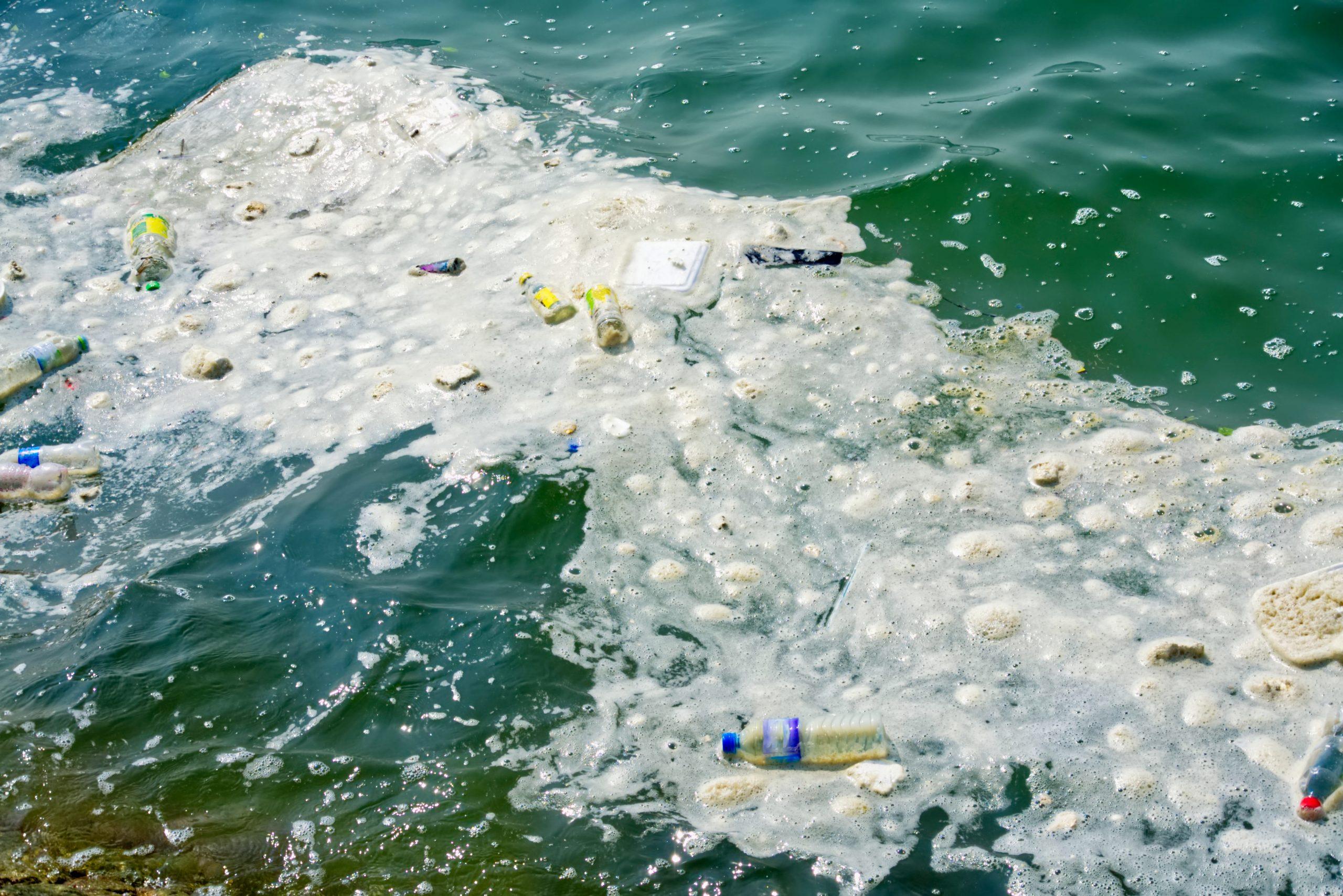Microplásticos- No+PlasticWaste