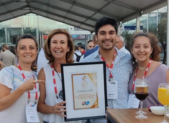 """NPW gana el premio al """"Mejor producto innovador en acabados naturales"""" en la feria Eco Living 2021"""